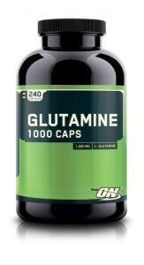 GLUTAMINE CAPS 240 кап.  (Optimum Nutrition)