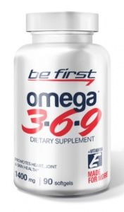OMEGA-3-6-9 90 кап.  (Be First)