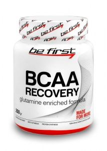 BCAA RECOVERY 250 г.  (Be First)