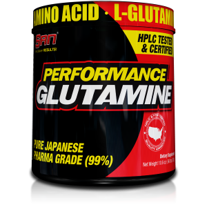 PERFORMANCE GLUTAMINE 300 г.  (SAN)