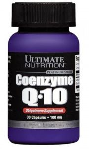 COENZYME Q10 30 кап.  (Ultimate Nutrition)