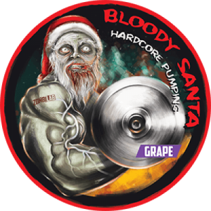 BLOODY SANTA 10 г.  (King Protein)