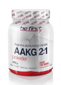 AAKG POWDER 300 г.  (Be First)