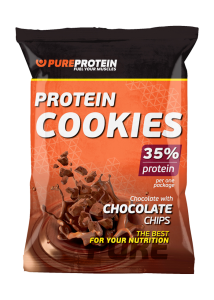 PROTEIN COOKIES 1 шт.  (Pureprotein)